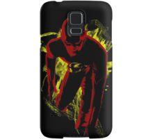 Fastest Man Alive Samsung Galaxy Case/Skin