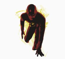 Fastest Man Alive Kids Clothes