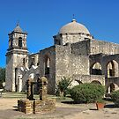 Spanish Mission by Lanis Rossi