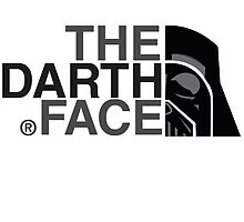 THE DARTH FACE by AGRIPOLARE