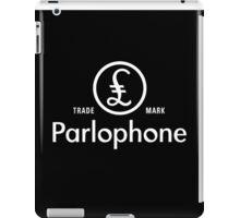 British Invasion - Parlophone Records (White) iPad Case/Skin
