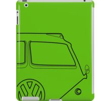 VW Bus Gregarious iPad Case/Skin