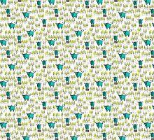 Babe The Blue Ox by joyfulroots