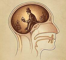Mind Reader by buko