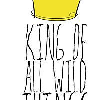 Where the Wild Things Are - King of All Wild Things 2 Cutout  by thebremanmuseum