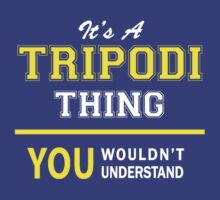 It's A TRIPOLI thing, you wouldn't understand !! by satro