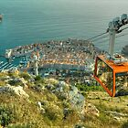 Dubrovnik from Above  by Rob Hawkins