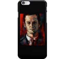 Sherlock-Moriarty iPhone Case/Skin