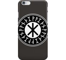 Odin's Protection No.1 (2 colors) iPhone Case/Skin