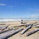 Long Beach 1, Summer 1993 by Priscilla Turner