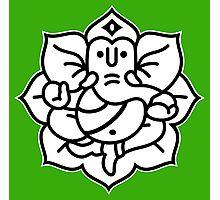 Ganesh Ganesa Ganapati 2 (2 colors) Photographic Print