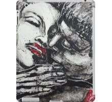 Lovers - Just A Kiss iPad Case/Skin