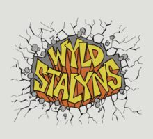 Bill and Ted - Wyld Stalyns - Logo by DGArt