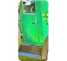 The Green Machine iPhone Case/Skin