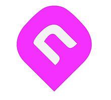 NAiA Logo - Pink by NAiAcrypto