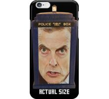Doctor in a Box iPhone Case/Skin