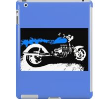 Blue Beauty V-8 iPad Case/Skin