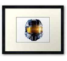 Halo Masterchief Framed Print
