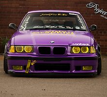 BMW E36 by B1MM3R