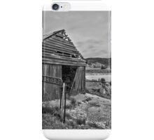 The Old Shack. iPhone Case/Skin