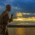 Captain Frederic John Walker by Paul Madden