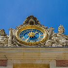 The Blue Clock by Elaine Teague