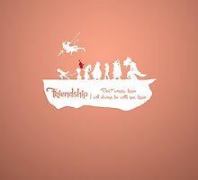 Friendship - Mog by moombax
