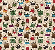 Too Many Bags Never by Matthew Andrews