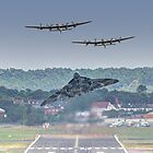 AVRO Trio - The 3 Sisters  by Colin J Williams Photography