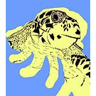 See Turtle by Liusha T