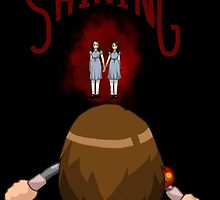 The Shining by astrogalactic