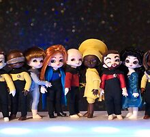 Teeny Trek by visualsteno