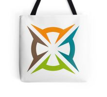 abstract-decoration-logo Tote Bag