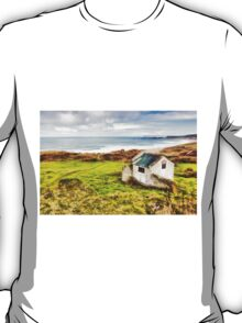 White Park Bay Cottage T-Shirt