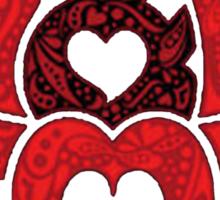 GD & TOP 1 Sticker