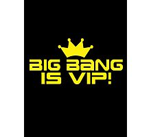 Big Bang VIP 1 Photographic Print