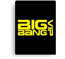 Big Bang VIP 2 Canvas Print