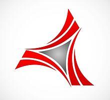 abstract-logo by mydigitall