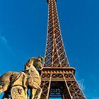Tour Eiffel by Mathieu Longvert