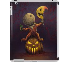 Trick 'r' Treat iPad Case/Skin