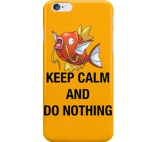 Magikarp used Splash! iPhone Case/Skin