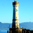 Lindau Lighthouse by ©The Creative  Minds