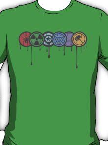 Avengers Colour Smash T-Shirt