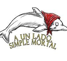 "A un lado, simple mortal ""Out of my way"" by inogart"