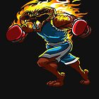 A Balrog cosplays as Balrog by popephoenix