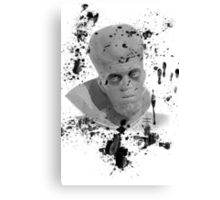 To Serve Man-Twilight Zone Canvas Print