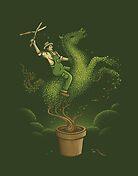 Wild Garden by buko