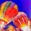 hot air balloon festival by Alexandr Grichenko