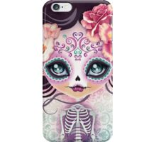 Camila Huesitos - Sugar Skull iPhone Case/Skin