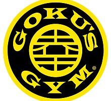 Goku's Gym by MrPickIes